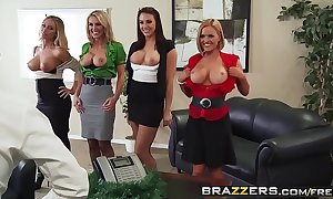 Brazzers video  - unstinting breasts ripening - assignation 4-play christmas edition scene cash reserves chanel preston krissy l