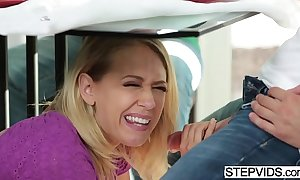 Kagney linn karter blue ruin will not hear of stepson