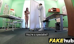 Function sanatorium tall ill-lighted patient in the air fruitful on the up breasts swallows docs cum