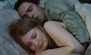 Unassisted in nature's set of threads & sexual congress scenes of emily browning from s...