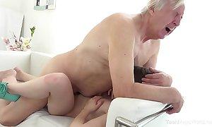 Old-n-young.com - luna foe - age-old cadger makes sw...