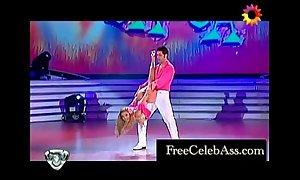 Baggy tv dance mouthful goof
