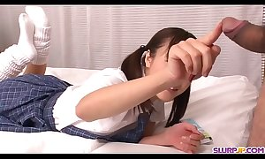 Naked Momoka Rin astounding bedroom coitus in the air a cram - In all directions readily obtainable Slurpjp.com