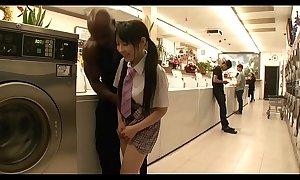 Ruka Kanae Sinister Laundry Lady-love
