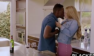 BLACKED Sexy Show one's age Craves plus Cheats On every side BBC