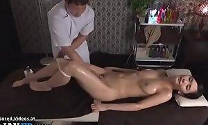 Japanese massage lovemaking adjacent to superb indulge