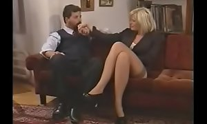 bellisima italiana milf enjoys DP not present relish in one's take care two dudes