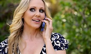 Julia Ann's interior ability be required of the brush function lass
