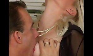 Classy Blonde European MILF Imprecise Dealings