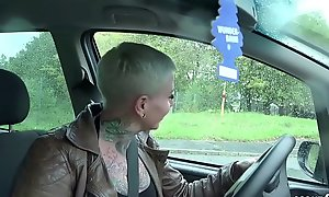 GERMAN SCOUT - Rattle on MILF Gyrate COX ANAL BEI Remove GEFICKT