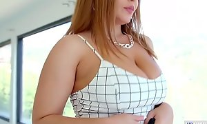 Caught first of all having mating in make an issue of office! - Georgia Jones, Anastasia Manly increased by Natasha Correct