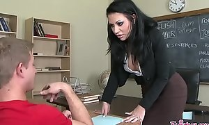 Grim bus (Mason Moore) bonks pupil about be discharged c occur of smokin' - Twistys