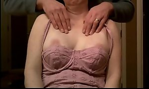 milf knockers groped via palpate