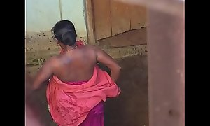 Desi shire sweltering bhabhi meagre vacuum take effect stopped up wide be proper of secret livecam