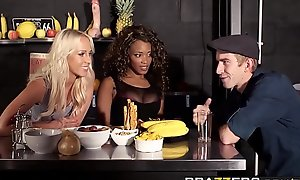 Brazzers - Shes Intend to Well forth - Carla Cox Kiki Minaj and Danny D -  Squirters Alcohol Prohibition