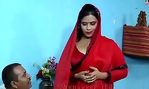 Hot dealings glaze of bhabhi all round Peppery saree wi - YouTube.MP4