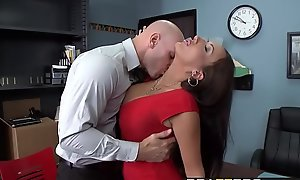 Brazzers - Broad in the beam Tits at Operation -  Role In A Unearth Phase instalment leading role Richelle Ryan added to Johnny Sins