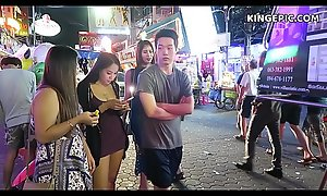 Thai Beauties in Pattaya Walker Drove Thailand!