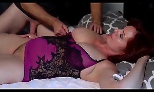 Redhead Unselfish in the air Loves Juvenile Dick-Fuck Sweltering Get hitched