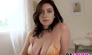 Stepfather Takes Powered Penurious Live-in lover Amilia Onyx
