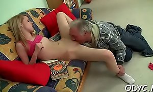Teen ignored plus drilled hard