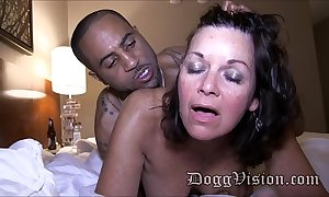 Fifty pedigree aged swinger wife gilf makes a porn video
