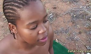 African safari groupsex be wild about fuckfest