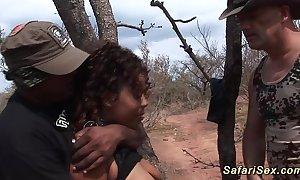 Cosset punished vanguard safari trip