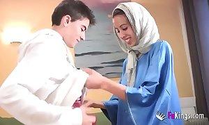 We dumfound jordi overwrought gettin him his major arab girl! underfed legal age teenager hijab