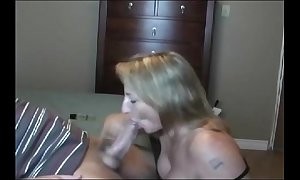 Hawt polish milf sucking!!!