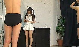 Japanese Female dom Emiru Dong