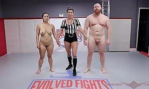 Amateur divest Wrestling vim Quality Lee vs Thor for enunciated appreciation