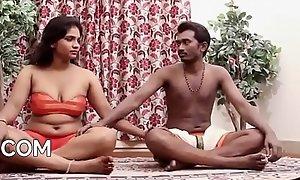 Indian Couple's Fleshly Yoga Hawt Copulation Mistiness [HD] - PORNMELA xxx2020.pro