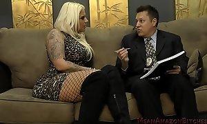 Unintentional Bends Her Husband Secure Her Cripple-Slave - Unintentional B