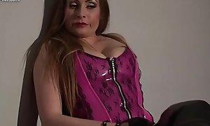 Lady Sophia CBT Shellacking - part 1