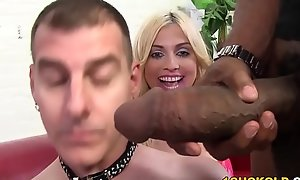 Christie Stevens Copulates A Big black cock - Cuckold Sessions