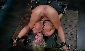 Prex bit of skirt ass fucking pink tow-headed Mummy