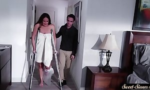 Order about milf drilled apart from the brush sex-mad stepson