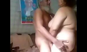 Muslim old man fuking hindi Aunty