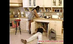 Plumber suppliant get to the utmost - foursome