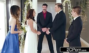 Amazing big Daddy better half angela white can't live without anal