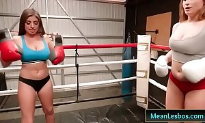 We stand draw up endowments wrestling thing embrace buddies with ella knox plus skylar stooge movie-01