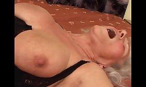 I wanna cum dominant your grandma iv (full pellicle - 4 scenes)