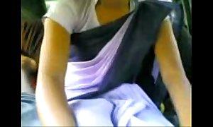 Bangladesh schoolgirl almost motor